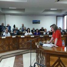 kozan.gr: Η υποψήφια δήμαρχος Εορδαίας Αθηνά Τερζοπούλου ανακοίνωσε, το απόγευμα της Κυριακής 17/3, τις προγραμματικές αρχές κι 23 υποψηφίους του συνδυασμού της (Βίντεο 32′ & Φωτογραφίες)