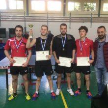 Με 82 συμμετοχές σε έξι κατηγορίες πραγματοποιήθηκε την Κυριακή 17 Μαρτίου, στο κλειστό γυμναστήριο του Αγ. Γεωργίου Κοζάνης, το 16ο Τουρνουά Επιτραπέζιας Αντισφαίρισης (Φωτογραφίες)