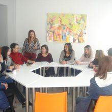 Δημόσιο ΙΕΚ Κοζάνης: Eυχαριστήριο στη Σύμβουλο Σταδιοδρομίας Μαρία Μπιλιώνη (Φωτογραφίες)