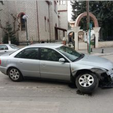 kozan.gr: Τροχαίο ατύχημα στο κέντρο της Πτολεμαΐδας (Φωτογραφίες)