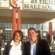 Υποψήφιος Περιφερειακός Σύμβουλος με τον συνδυασμό «Ελπίδα», της Γεωργίας Ζεμπιλιάδου, ο Γιάννης Τσιουτσιουμης