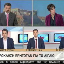 """Γιάννης Θεοφύλακτος στην ΕΡΤ:""""Oι εκτροπές του Ερντογάν θα έχουν συνέπειες!"""""""