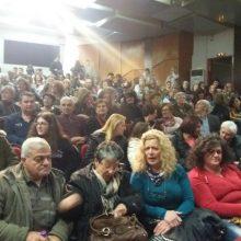 kozan.gr: Τη θεατρική παράσταση « Οι Τελευταίοι Αργοναύτες» παρουσίασε το 5ο Γυμνάσιο Πτολεμαΐδας στη σκηνή του Πνευματικού Κέντρου το βράδυ της Πέμπτης  21 Μαρτίου (Φωτογραφίες & Βίντεο)