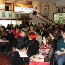 kozan.gr: Εκδήλωση για την Παγκόσμια Ημέρα Ποίησης πραγματοποιήθηκε το απόγευμα της Πέμπτης 21/3, στο Λαογραφικό Μουσείο Κοζάνης (Φωτογραφίες & Βίντεο)