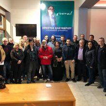 kozan.gr: Σέρβια: Έτοιμο το εκλογικό κέντρο του συνδυασμού «Γέφυρα στο Μέλλον» με επικεφαλής τον Χρήστο Ελευθερίου – Το Σάββατο 23 Μαρτίου, στις 19:00, τα εγκαίνια