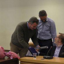 Συλλυπητήρια του δημάρχου Κοζάνης για την απώλεια του Στέργιου Δελιαλή