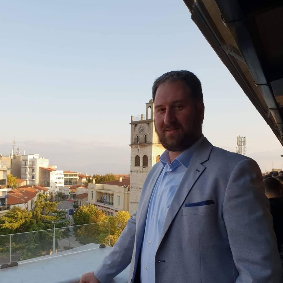 kozan.gr: Yποψήφιος δημοτικός σύμβουλος με το συνδυασμό του Κ. Μιχαηλίδη, ο δικηγόρος, Αθανάσιος Φ. Μπαντής