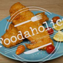 Τo  foodaholics.gr προτείνει τραγανό φιλέτο μπακαλιάρου (Βίντεο)