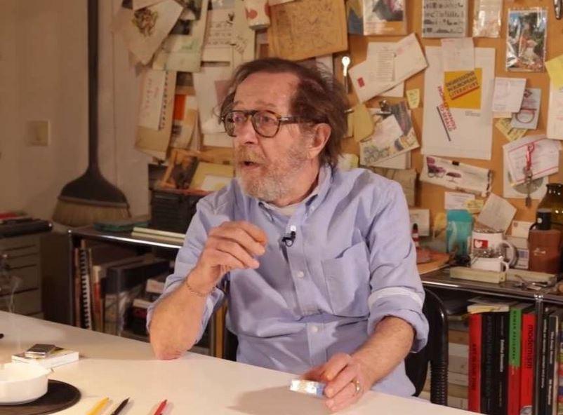 Αντίο στον κορυφαίο έλληνα designer Στέργιο Δελιαλή