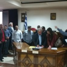kozan.gr: 25 υποψηφίους δημοτικούς συμβούλους παρουσίασε, το απόγευμα του Σαββάτου 23/3, o υποψήφιος δήμαρχος Εορδαίας Γ. Καραβασίλης (Φωτογραφίες & Βίντεο)