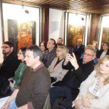 kozan.gr: Εκδήλωση αφιερωμένη στο Ρήγα Βελεστινλή, διοργάνωσε η Κοβεντάρειος Δημοτική Βιβλιοθήκη Κοζάνης το απόγευμα του Σαββάτου 23/3 (Φωτογραφίες & Βίντεο)