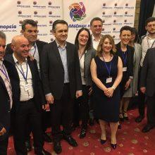 Καστοριά: 10 υποψηφίους περιφερειακούς συμβούλους παρουσίασε ο υποψήφιος Περιφερειάρχης Δυτικής Μακεδονίας Γ. Κασαπίδης (Βίντεο)