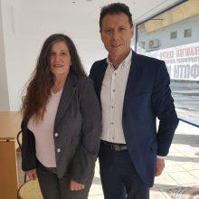 kozan.gr: Υποψήφια με το συνδυασμό «Δύναμη Προοπτικής» του Φ. Κεχαγιά η Κουτούλα Ευθυμία
