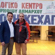 kozan.gr: Υποψήφιος με το συνδυασμό «Δύναμη Προοπτικής» του Φώτη Κεχαγιά ο Χρήστος Σαραφίδης