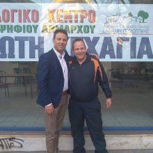 kozan.gr: Υποψήφιος με το συνδυασμό, «Δύναμη Προοπτικής», του Φ. Κεχαγιά, ο δημοσιογράφος Μιχάλης Αγραφιώτης