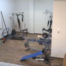 Ο νέος χώρος εκγύμνασης των αντρών της Π.Υ Πτολεμαΐδας (Bίντεο)