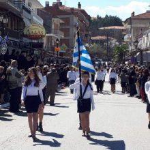 Ο εορτασμός της εθνικής Επετείου της 25ης Μαρτίου, στον Δήμο Βοΐου (Φωτογραφίες)