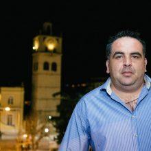 kozan.gr: Χύτρα ειδήσεων: Yποψήφιος δημοτικός σύμβουλος με το συνδυασμό του Ευάγγελου Σημανδράκου «Κοζάνη Μπροστά» ο Παναγιώτης Σταμκόπουλος