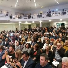 kozan.gr: Πτολεμαΐδα: Βίντεο και φωτογραφίες από την παρουσίαση των 16 πρώτων υποψηφίων Περιφερειακών Συμβούλων στην Π.Ε. Κοζάνης του  συνδυασμού «Ανατροπή – Δημιουργία»του Θεόδωρου Καρυπίδη
