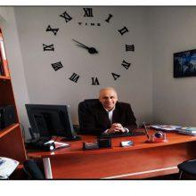 "To βιογραφικό του Β. Παπαποστόλου, υποψηφίου με το συνδυασμό ""Μετάβαση για το Δήμο Κοζάνης"" του Κυριάκου Μιχαηλίδη"