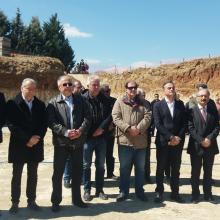 Σημαντικό γεγονός για την Εκπαιδευτική Κοινότητα της Εορδαίας η θεμελίωση του 12/θέσιου 10ου Δημοτικού ΣχολείουΠτολεμαΐδας (Φωτογραφίες)