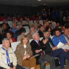 "kozan.gr: Εκδήλωση με  θέμα «Τριάντα χρόνια Κοζανιτικοι Αντίλαλοι- καταγράφοντας τα Βήματα του Προσκοπισμού στην Κοζάνη"" πραγματοποιήθηκε το απόγευμα του Σαββάτου 30/3, στην Κοζάνη (Φωτογραφίες & Βίντεο)"