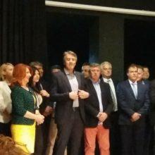 kozan.gr: Πραγματοποιήθηκε, το απόγευμα του Σαββάτου 30/3, η παρουσίαση των πρώτων 43 υποψηφίων της παράταξης «Ενωμένη Εορδαία», με επικεφαλής τον Παναγιώτη Πλακεντά  (Φωτογραφίες & Βίντεο)