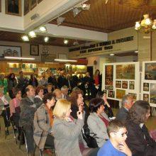kozan.gr: Πραγματοποιήθηκαν το απόγευμα της Κυριακής 31/3, στο Λαογραφικό Μουσείο Κοζάνης, τα εγκαίνια της έκθεσης ζωγραφικής του Μανώλη Δραγώγια   (Φωτογραφίες & Βίντεο)