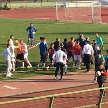 Ένταση προκλήθηκε στον αγώνα Κοζάνη – Ακαδημία Βοΐου μετά την αποβολή ποδοσφαιριστή της Κοζάνης (Βίντεο)