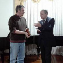 Παραδόθηκε στη Δημοτική Βιβλιοθήκη Κοζάνης μια σπάνια έκδοση απ' το Σύλλογο Φίλων της ΚΔΒΚ