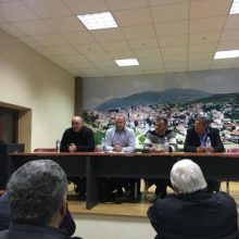 Πραγματοποιήθηκε το Σάββατο 30/3, στην αίθουσα του πολιτιστικού κέντρου Λιβαδερού, εκδήλωση-ενημέρωση για τα προβλήματα που δημιουργήθηκαν μετά από την κύρωση των δασικών χαρτών