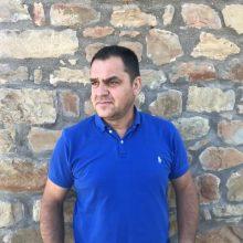 Υποψήφιος πρόεδρος της Τ.Κ.  Γλυκοκερασιάς-Ομαλής Βοΐου, ο Τερζόγλου Αργύριος