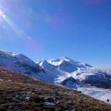 Ο Σύλλογος Ελλήνων Ορειβατών(Σ.Ε.Ο.) Κοζάνηςδιοργανώνει τηνΚυριακή 7.4.2019εξόρμηση στοόρος Λάκμος με διαδρομή: «Μεγάλο Περιστέρι – Κορυφή Μπάλστα (Μπελογιάννη) – Μεγάλο Περιστέρι»