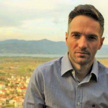 Υποψήφιος Περιφερειακός Σύμβουλος με τον συνδυασμό «Ελπίδα», της Γεωργίας Ζεμπιλιάδου, ο Σωκράτης Μπρουσιόβας