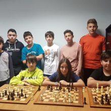 Σκακιστική Ακαδημία Πτολεμαΐδας: Με επιτυχία τα πρωταθλήματα γρήγορου σκακιού