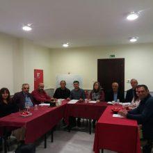 kozan.gr: Ανακοινώθηκε το πρόγραμμα, για την περίοδο 21 Απριλίου – 19 Μαΐου, με τις κοινές επετειακές εκδηλώσεις, από τους 18 πολιτιστικούς – ποντιακούς συλλόγους της ευρύτερης περιοχής Εορδαίας, με αφορμή τη συμπλήρωση 100 χρόνων από την έναρξη της β' φάσης της Γενοκτονίας των Ελλήνων του Πόντου (Βίντεο)