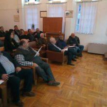 Ενημερωτική εκδήλωση για τις δράσεις ιδιωτικού χαρακτήρα του προγράμματος LEADER πραγματοποιήθηκε χθες στην αίθουσα του Δ.Σ Σιάτιστας