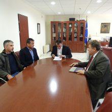 Υπεγράφη η δέσμευση του ποσού των 2.123.000 € για το «Εσωτερικό Δίκτυο Αποχέτευσης Ακαθάρτων Νέου Κομάνου».Δέσμευση του Περιφερειάρχη Δ. Μακεδονίας για να προχωρήσει και το δίκτυο ύδρευσης του νέου οικισμού