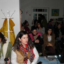 kozan.gr: Ενδιαφέρουσα με συζήτηση, στο Σπίτι της ΑΡΣΙΣ Κοζάνης, με θέμα «Ψυχική εμπειρία και αυτοβοήθεια» – Επιστήμονες ενημέρωσαν το κοινό (Bίντεο & Φωτογραφίες)