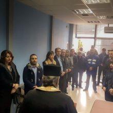 Πραγματοποιήθηκαν τα εγκαίνια του εκλογικού κέντρου στην Π.Ε. Γρεβενών, του συνδυασμού «αλλάζουμε πορεία», με επικεφαλής τον υποψήφιο Περιφερειάρχη Γ.Κασαπίδη