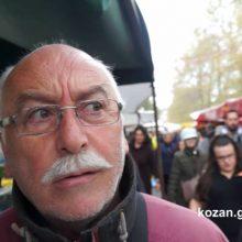 kozan.gr: Θα επηρεαστεί η ψήφος των πολιτών της Κοζάνης στις αυτοδιοικητικές εκλογές από τη στάση που κράτησαν οι υποψήφιοι Περιφερειάρχες & Δήμαρχοι στο θέμα της Μακεδονίας; – Σημερινό ρεπορτάζ στη λαϊκή αγορά της Κοζάνης (Βίντεο)