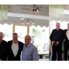 Συνάντηση με τον Υφυπουργό Κοινωνικής Ασφάλισης κ. Τάσο Πετρόπουλο είχε, στην Πτολεμαΐδα, το Σωματείο Συνταξιούχων ΔΕΗ