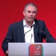 Γιώργος Αδαμίδης στην εκδήλωση με τίτλο «Μεγάλη Προοδευτική Συμμαχία σε Ελλάδα και Ευρώπη»: «Λέμε όχι στη συντήρηση, λέμε όχι τον λαϊκισμό»