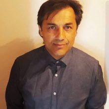 Yποψήφιος Δημοτικός Σύμβουλος με τον συνδυασμό Αδέσμευτοι πολίτες του Δήμου Κοζάνης και με επικεφαλής τον Κώστα Κύργια, ο Παναγιώτης Σταυρίδης, ελεύθερος επαγγελματίας.