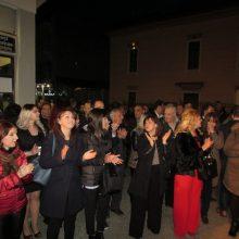 kozan.gr: Πραγματοποιήθηκαν, το βράδυ της Κυριακής 7/4, τα εγκαίνια του εκλογικού κέντρου του συνδυασμού «Κοζάνη τόπος να ζεις» με υποψήφιο Δήμαρχο Κοζάνης τον Λευτέρη Ιωαννίδη (50 Φωτογραφίες & Βίντεο 18′)