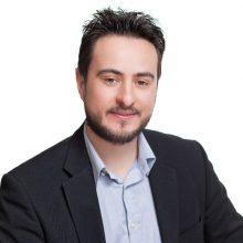 Υποψήφιος με το συνδυασμό της Γεωργίας Ζεμπιλιάδου ο Δήμητρης Ζιούζιος