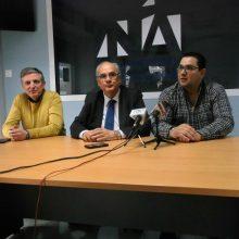 kozan.gr: Μιχαλολιάκος απ' την Κοζάνη: «Το μείζον είναι να φύγει αυτή η ανίκανη, η επικίνδυνη και ενδοτική κυβέρνηση». Για Συμφωνία Πρεσπών: «Αισθάνομαι οργή. Δεν είναι απλώς κακή συμφωνία, είναι ακραία ενδοτική. Δεν υπάρχουν άλλοι Μακεδόνες εκτός από τους Μακεδόνες Έλληνες» (Bίντεο(