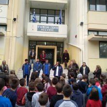 Σε σχολεία της Κοζάνης η Εθνική χάντμπολ ανδρών