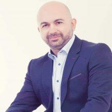 Yποψήφιος με το συνδυασμό του Γιώργου Κασαπίδη ο Βασίλειος Χονδροματιδης