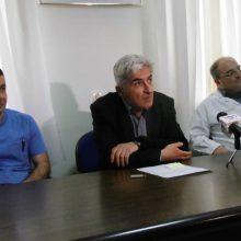 kozan.gr: Η γνώση είναι δύναμη: Εκδήλωση με θέμα «Η σύγχρονη ιατρική στην Πρόληψη του καρκίνου του τραχήλου της μήτρας», θα πραγματοποιηθεί την Παρασκευή 12 Απριλίου στην Κοζάνη – Πρόσκληση στον κόσμο από το Διοικητή του νοσοκομείου Κοζάνης κι Ιατρών για να την παρακολουθήσουν (Βίντεο & Φωτογραφίες)